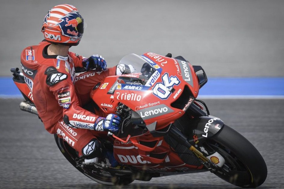 """MotoGP: Dovizioso: """"Marquez thrashed us, I wanted the title, I'm disappointed"""""""