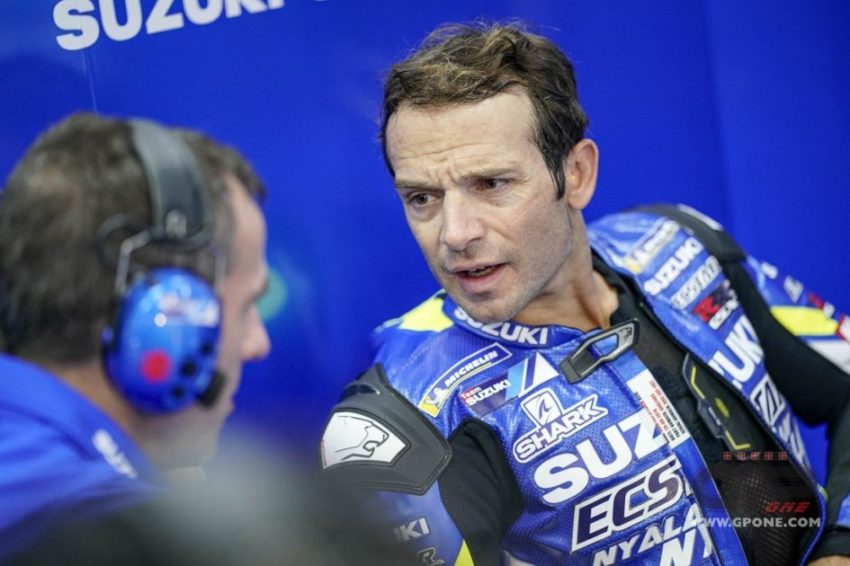 MotoGP: Suzuki usa il motore 2020: Guintoli squalificato da FP1 e FP2