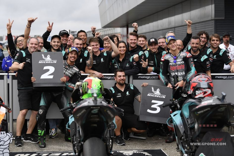 "MotoGP: Quartararo: ""I'm ready to battle against Marquez again."""