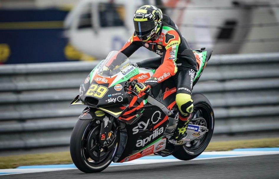 """MotoGP: Iannone: """"Ho sbagliato io, ma oggi le prove sono state una qualifica"""""""""""