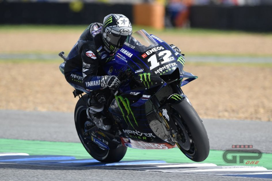 MotoGP: FP1: Tris Yamaha a Motegi con Vinales davanti a tutti