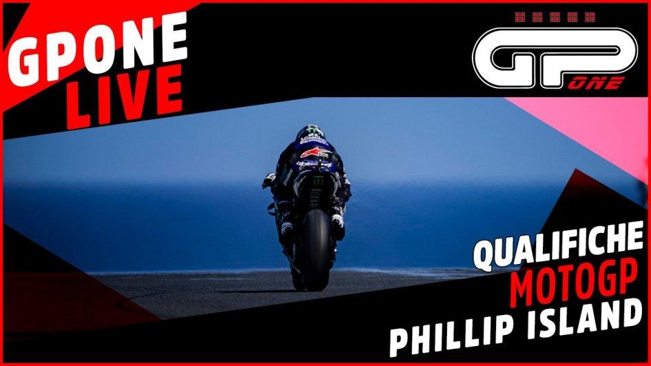 MotoGP: Phillip Island, LIVE qualifiche: QUALIFICHE ANNULLATE