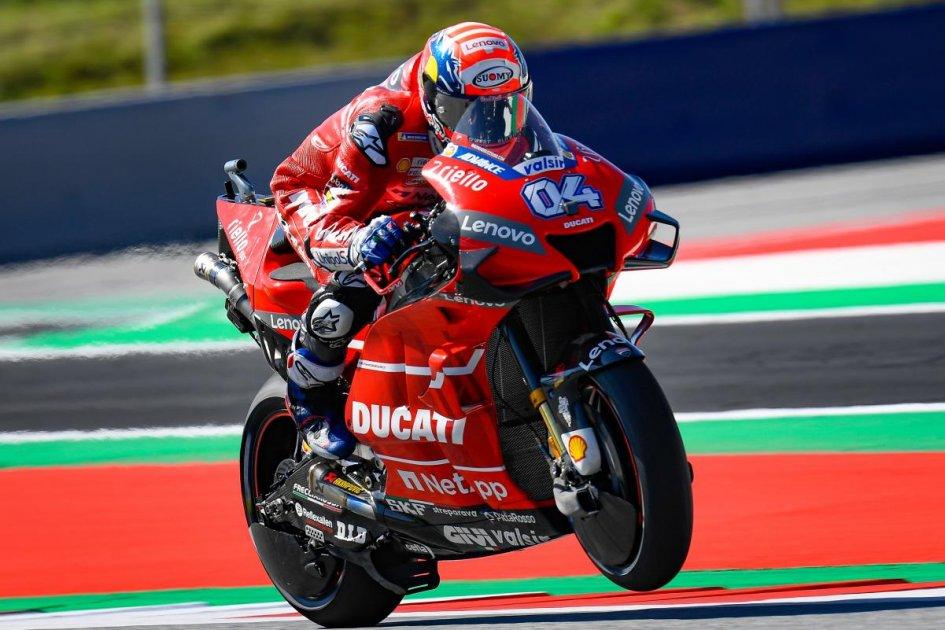 MotoGP: Ducati-missile in Buriram: record at 330.4 km/h