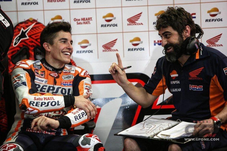 """MotoGP: Hernandez: """"Marquez? L'uomo è anche migliore del pilota"""""""