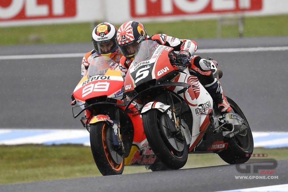 """MotoGP: Zarco: """"The Honda? At first I was nervous, but I want to get back to the top"""""""
