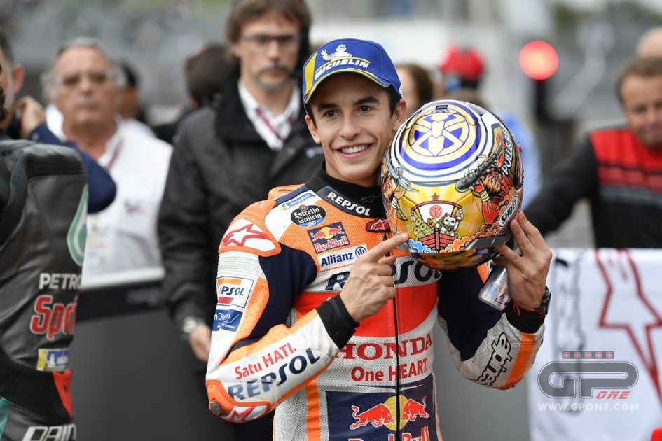 "MotoGP: Marquez: ""Amazing, Alex remains in the standings. He did better than me."""