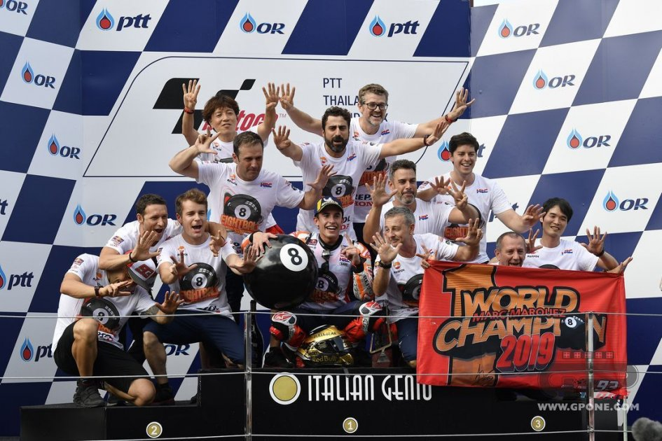 MotoGP: Honda hostage: its unbearable dependence on Marquez
