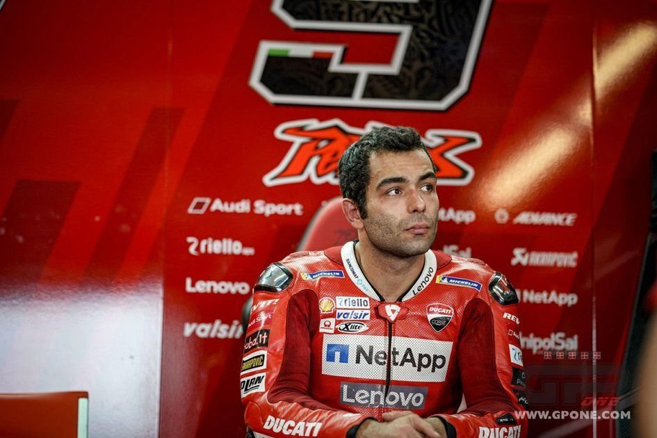 "MotoGP: Petrucci: ""The fall? Marquez led me onto a dirty trajectory."""