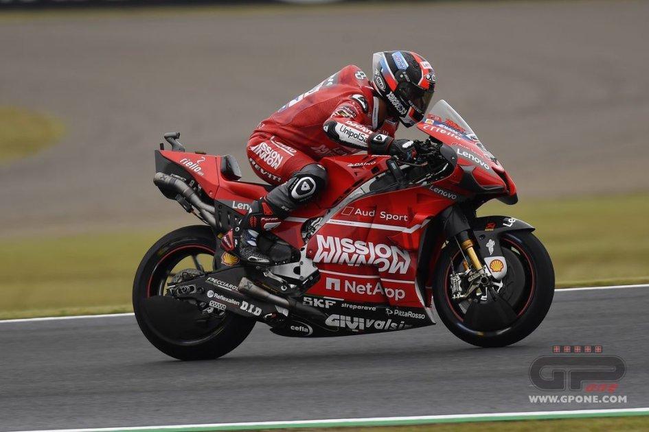 """MotoGP: Petrucci: """"Qualifiche difficili, ormai devi fare un giro a vita persa"""""""