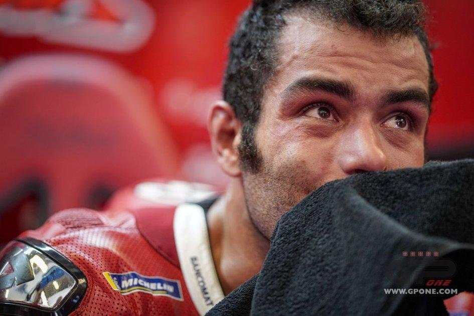 """MotoGP: Petrucci: """"Sono io a dovere mettere la ciliegina sulla torta Ducati"""""""
