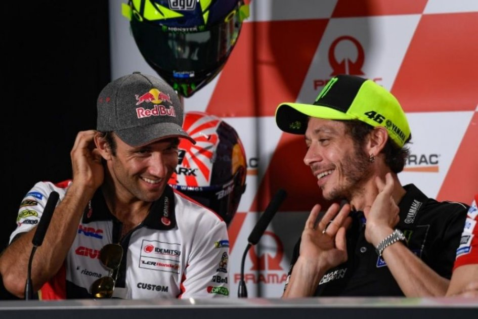 """MotoGP: Zarco: """"Stuck at home I realised that racing is all I want"""""""