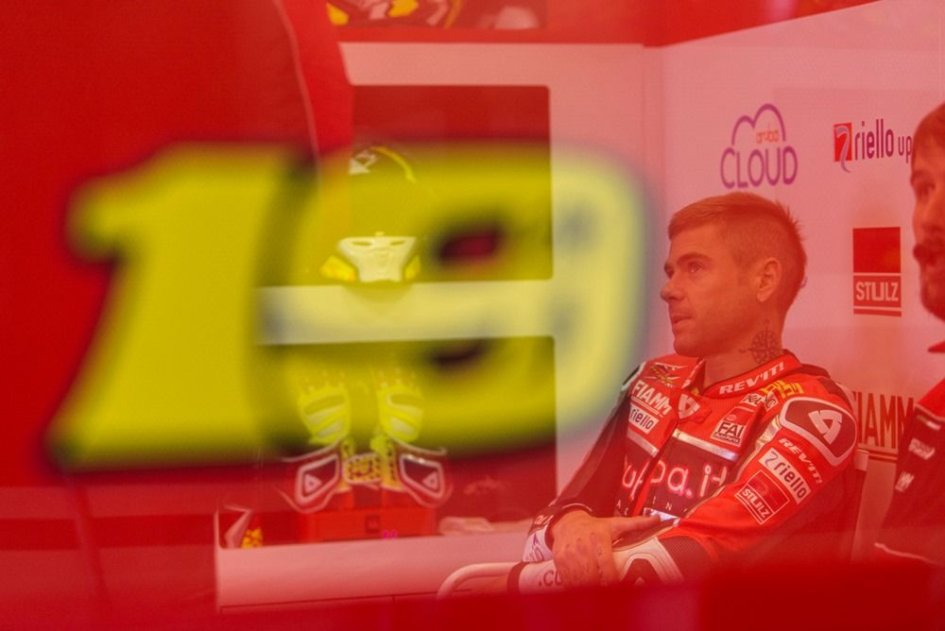 SBK: Ducati-Bautista, un'occasione sprecata anche per la Superbike