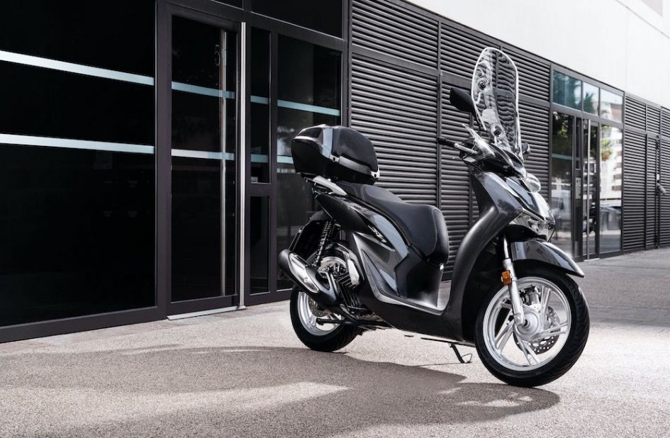 EICMA: Honda SH 125/150: tutti nuovi i modelli 2020