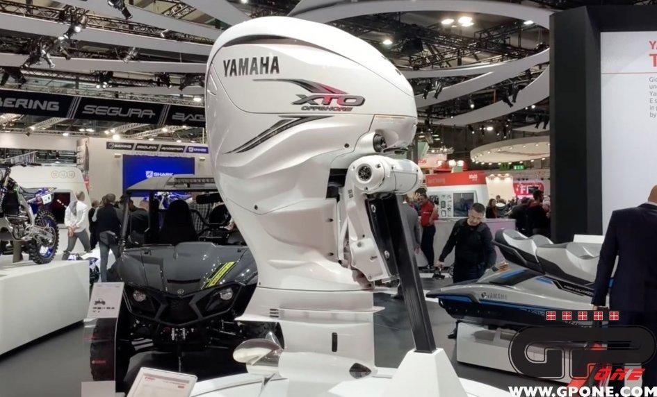 EICMA: Ecco il motore più grande di EICMA, altro che MotoGP