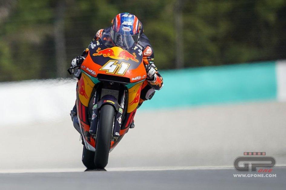 Moto2: FP3: Binder batte il record di Marquez e si rilancia per il mondiale