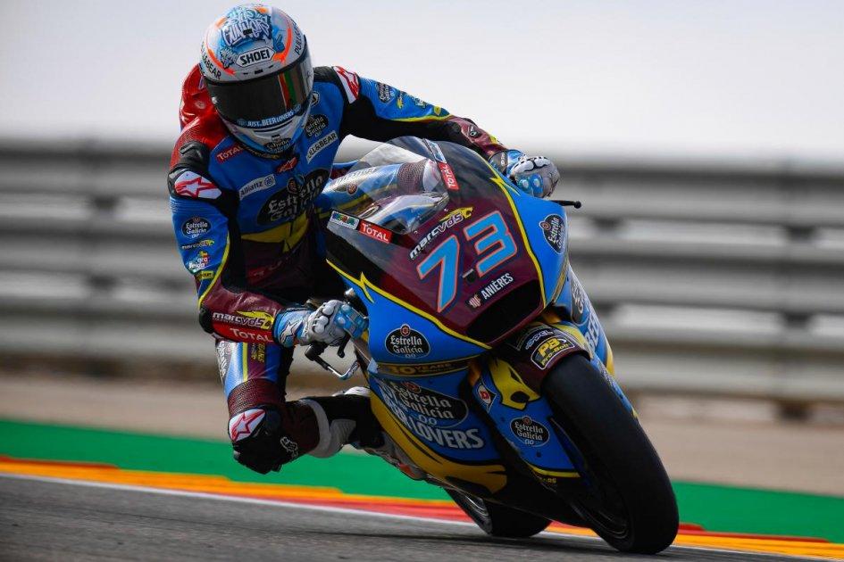 Moto2: Alex Marquez could clinch the Moto2 title at Sepang