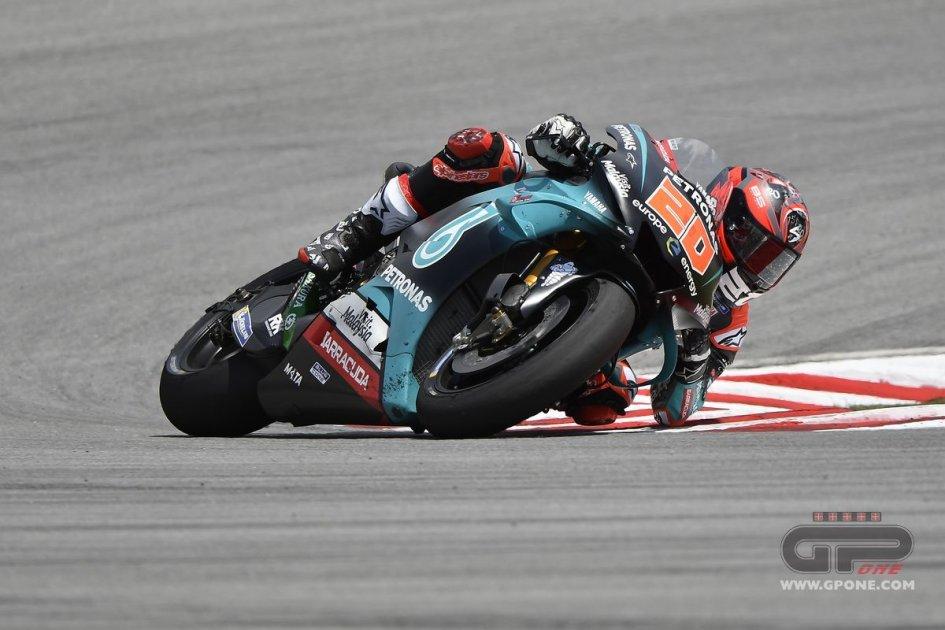MotoGP: Quartararo avrà una Yamaha M1 ufficiale nel 2020