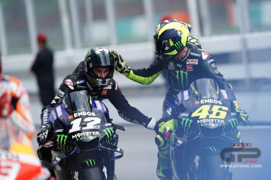 """MotoGP: Rossi: """"Bello lottare con Dovizioso, fra vecchietti c'è fair play"""""""