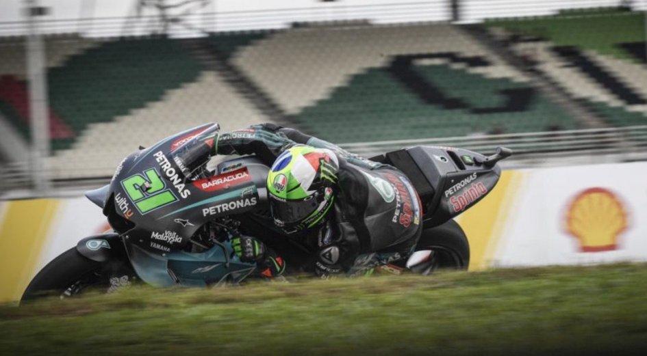 "MotoGP: Morbidelli: ""Quartararo was insane, he deserves the Yamaha 2020"""
