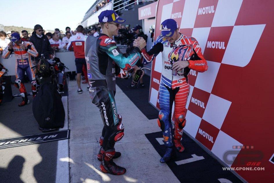 MotoGP: Quartararo and Miller: Anti-Marquez general tests