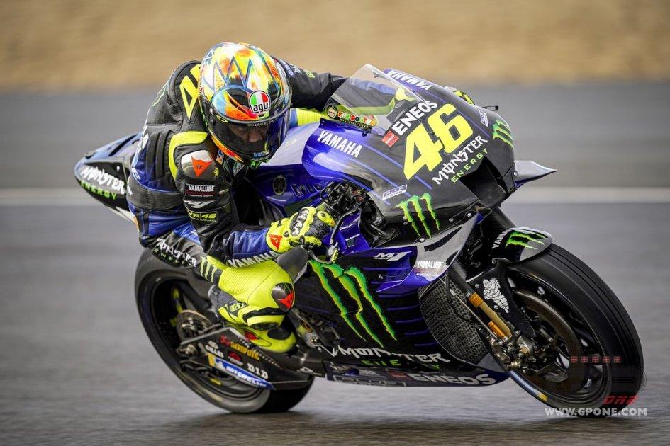 """MotoGP: Rossi: """"Il morale non è un problema, i risultati lo sono"""""""