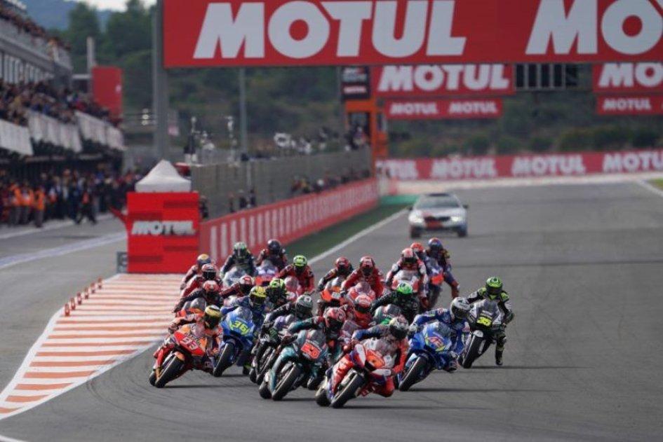 MotoGP: La F1 in Brasile batte la MotoGP a Valencia in tv