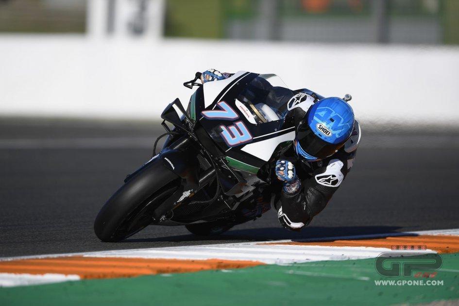 "MotoGP: Alex Marquez: ""My crash was a rookie error"""