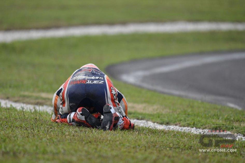 """MotoGP: Marquez: """"Quartararo troppo veloce per me: sono stato troppo aggressivo"""""""