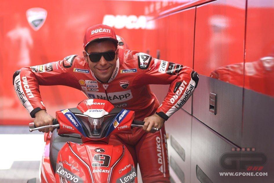 """MotoGP: Petrucci: """"Con la GP20 dovrò attaccare anziché difendermi"""""""