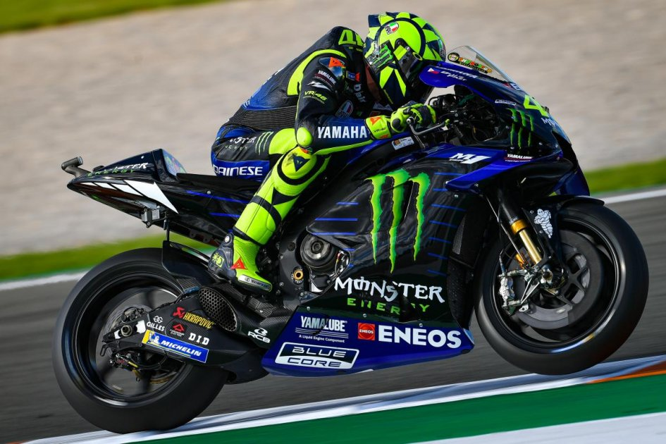Motogp Rossi Alex Marquez With Marc In Honda He Wouldnt