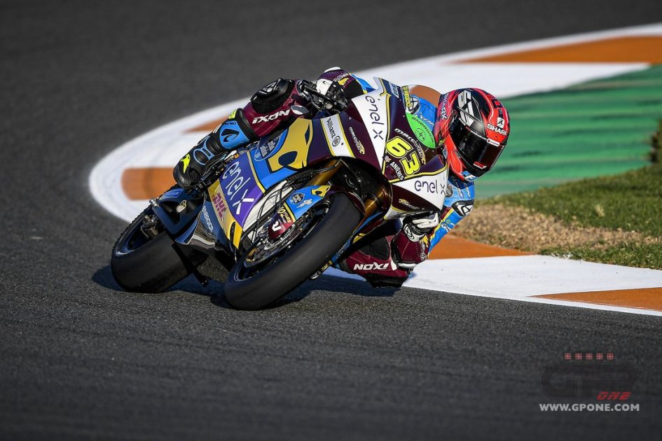 MotoE: Di Meglio to continue with Team Estrella Galicia 0,0 Marc VDS in 2020