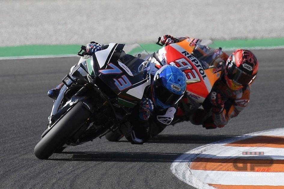 """MotoGP: Alex Marquez: """"Da Marc nessun aiuto, è un predatore, vuole vincere"""""""