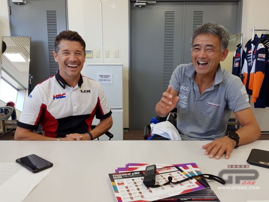 MotoGP: Cecchinello and Fujii: Inside two different worlds, MotoGP and EWC