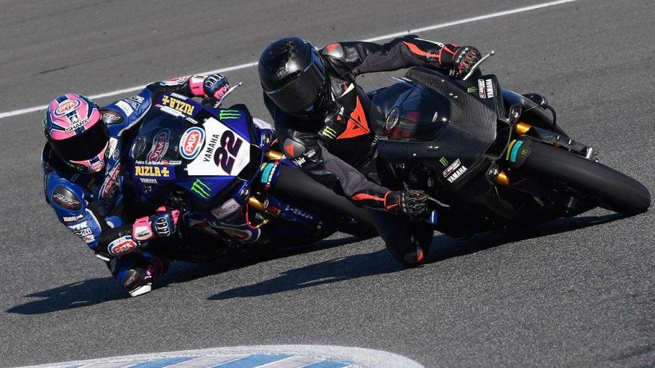 """MotoGP: Hamilton: """"I might not bounce like Marquez"""""""