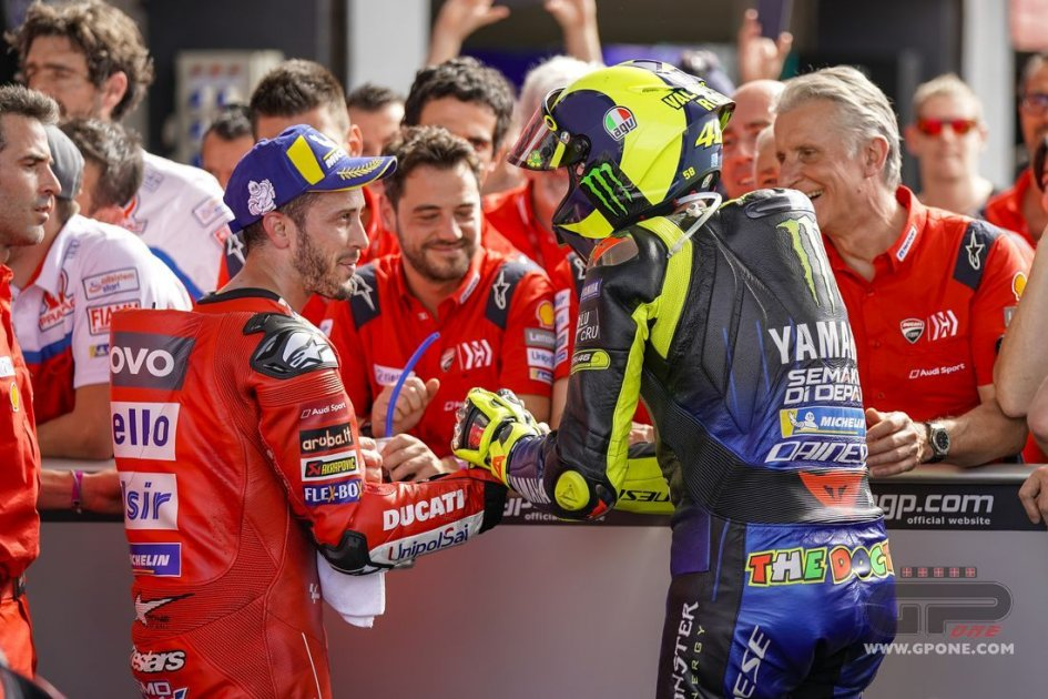 """News: Berger's dream: """"I wanted Rossi with Dovizioso in the DTM"""""""