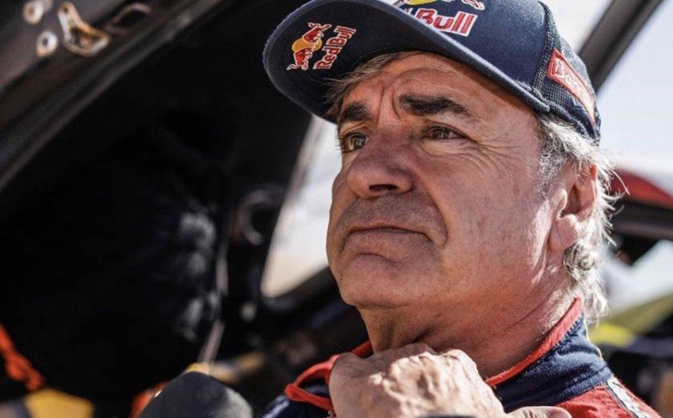 Dakar: Il vento ferma la tappa: vince Sainz e Alonso si cappotta