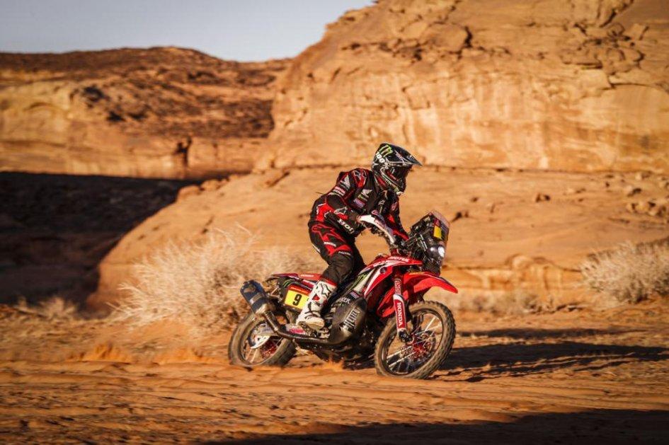 Dakar: Tappa 6 - Brabec e la Honda fanno il vuoto, Price e la KTM a 16 minuti