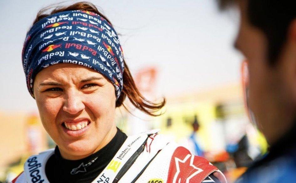 """Dakar: Laia Sanz denuncia: """"in Arabia non sono potuta entrare in palestra"""""""
