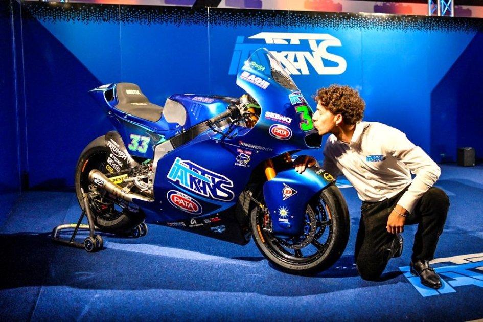 "Moto2: Bastianini: ""Moto2 has changed me, to win you need to be an animal"""