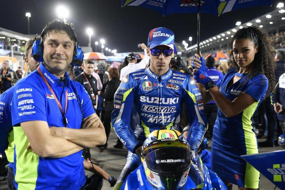 """MotoGP: Joan Mir: """"Ho scelto Suzuki perché voglio essere come Kevin Schwantz"""""""