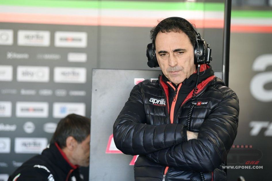 "MotoGP: Albesiano: ""Biaggi and Savadori plan B for Sepang in place of Iannone"""