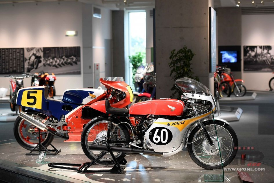 MotoGP: Honda Collection Hall: Soichiro's dream is reality in Motegi