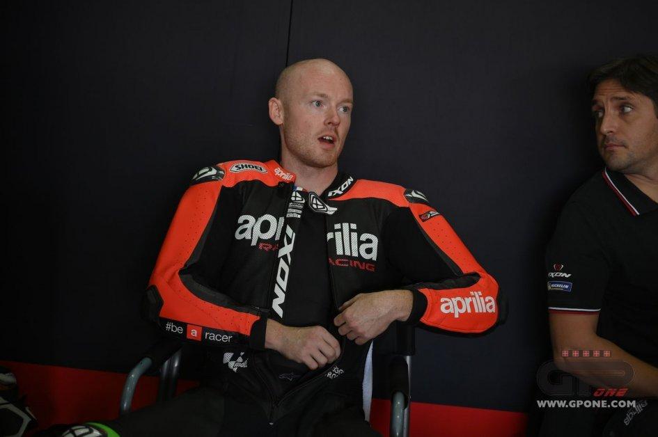 MotoGP: Bradley Smith pronto a sostituire Iannone nei test di Sepang