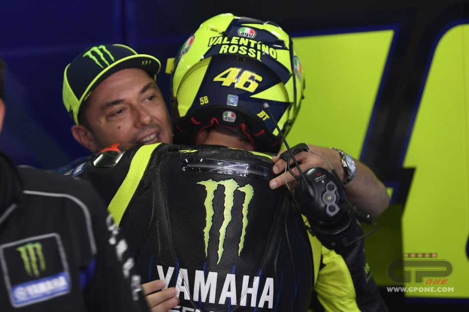 "MotoGP: Uccio: ""Valentino Rossi didn't want to get in Yamaha's way"""