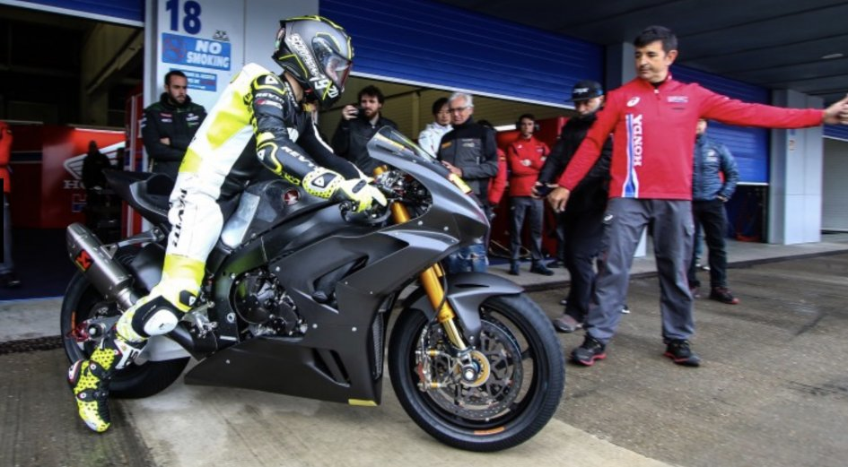 """SBK: Bautista: """"Like Marquez, I was surprised by the Honda's power"""""""