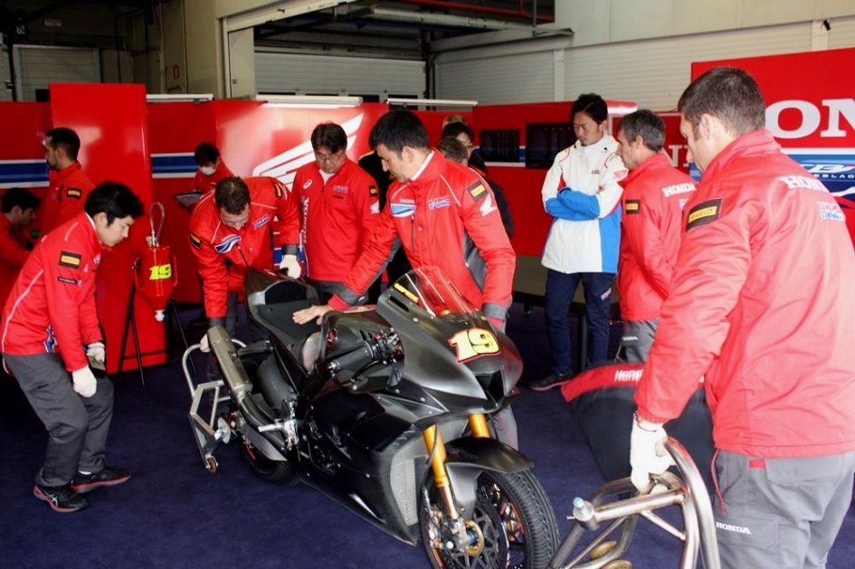 SBK: Honda: his arrival brings Superbike closer to MotoGP