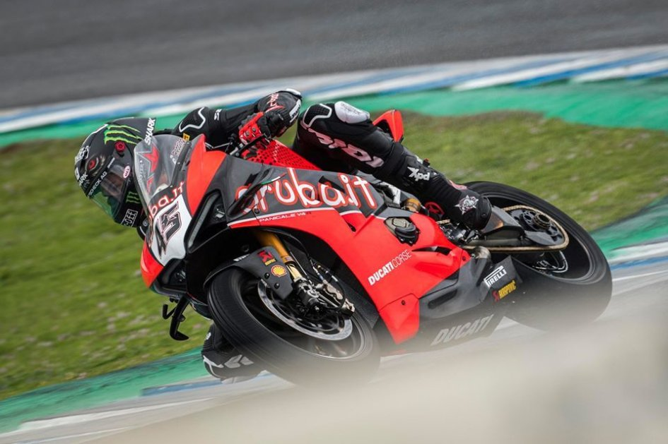 """SBK: Redding: """"I'm ready for the season. You can bet on it."""""""