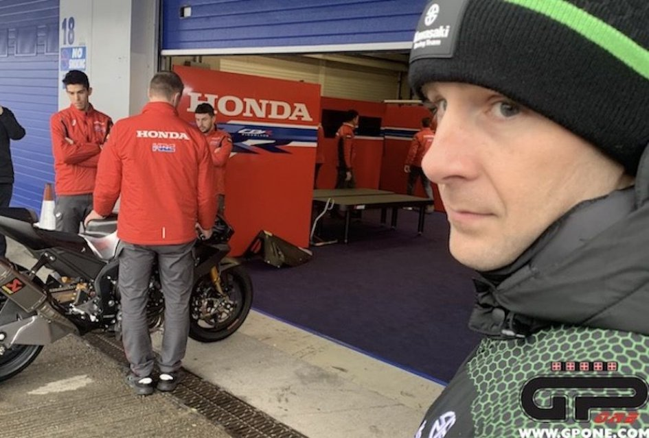 "SBK: Rea: ""Honda was working well. I wouldn't be surprised if they win or reach the Top 5."""