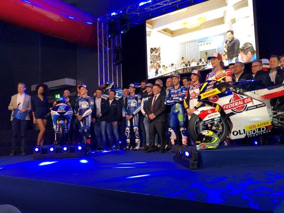 Moto2: Il team Gresini raddoppia per tornare a vincere
