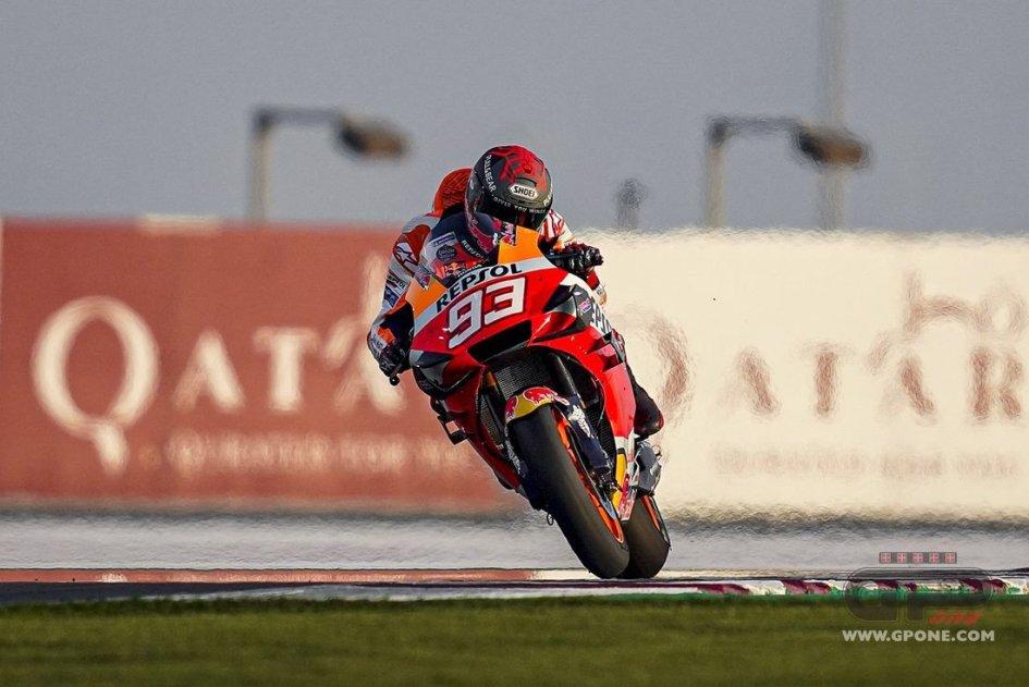 """MotoGP: Marquez e i dubbi sulla Honda 2020: """"non è la spalla a preoccuparmi"""""""
